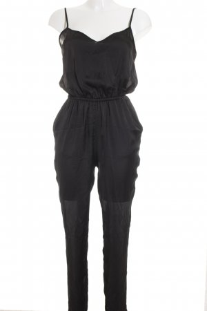 H&M Divided Jumpsuit schwarz Elegant