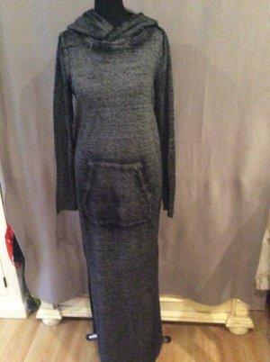 H&M Divided Kapuzen Shirtkleid Gr XS neuwertig