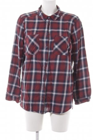 H&M Divided Karobluse Karomuster Country-Look