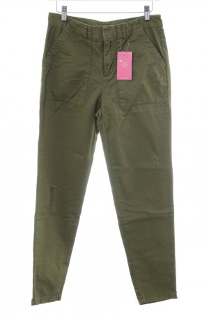 H&M Divided Khakihose khaki Used-Optik