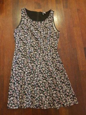 H&M Divided Kleid mit Blumenmuster