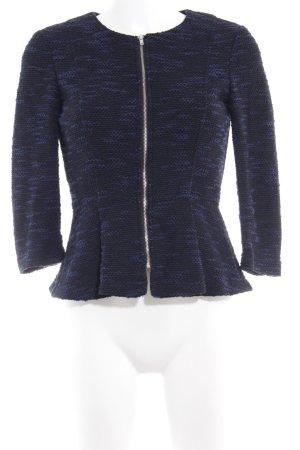 H&M Divided Giacca corta nero-blu scuro elegante
