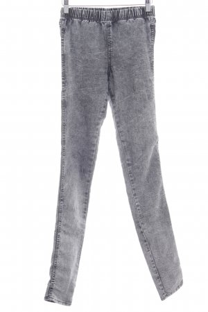 H&M Divided Leggings hellgrau Casual-Look