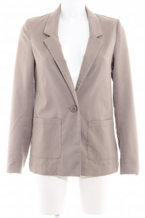 H&M Divided Long-Blazer camel Business-Look