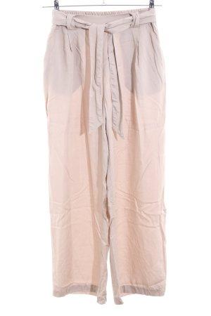 H&M Divided Pantalone Marlene color carne stile casual