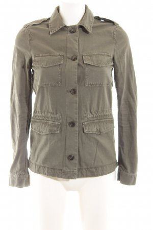 H&M Divided Militaryjacke khaki Casual-Look