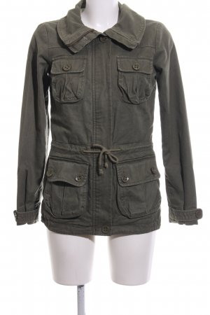 H&M Divided Military Jacket khaki casual look