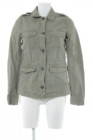 H&M Divided Outdoor Jacket khaki casual look