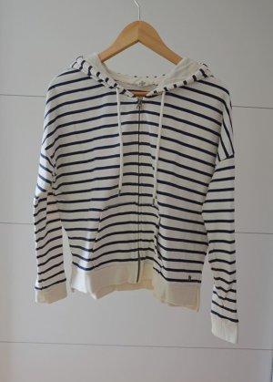 H&M Divided Oversize Sweatshirt Jacke gestreift Gr. M