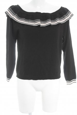 H&M Divided Oversized Pullover mehrfarbig Street-Fashion-Look