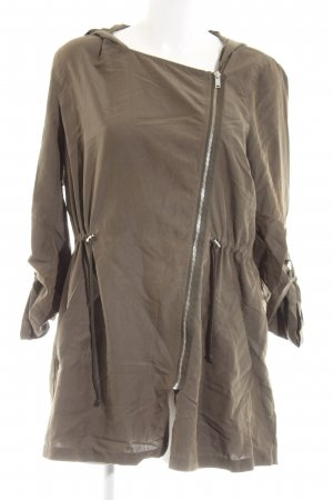 H&M Divided Parka braun Casual-Look