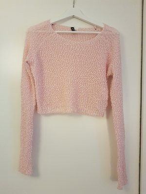 H&M Divided Pullover rosa