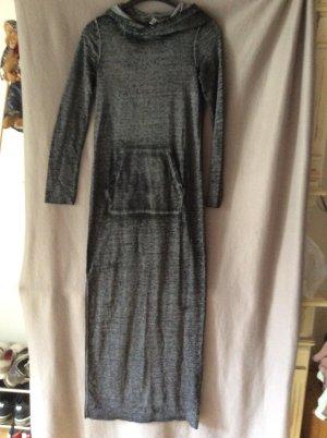 H&M Divided Schlauch Hoody Kleid Gr 34