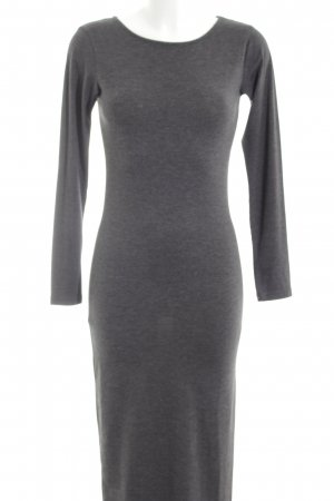 H&M Divided Tube Dress light grey casual look