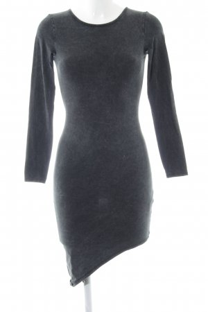 H&M Divided Tube Dress light grey party style