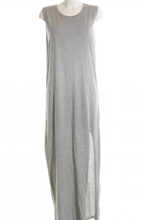 H&M Divided Chemisier grigio chiaro puntinato stile casual