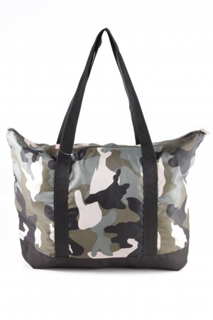 H&M Divided Shopper Camouflagemuster Casual-Look