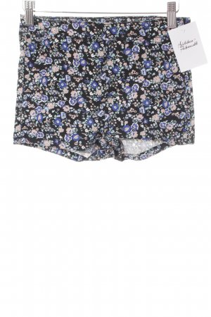 H&M Divided Shorts florales Muster Romantik-Look