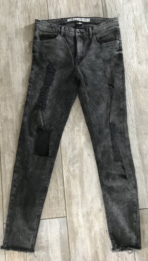 H&M Divided Skinny Regular Waist Jeans Gr. 38 Wie Neu