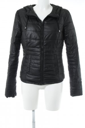 H&M Divided Softshelljacke schwarz Casual-Look
