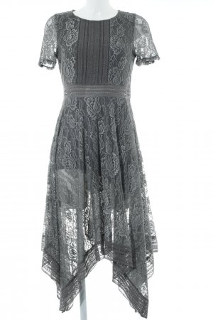 "H&M Divided Robe en dentelle ""P"" gris"