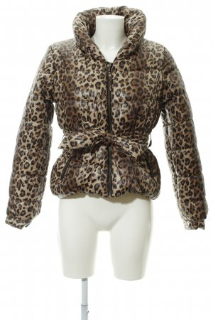H&M Divided Steppjacke Leomuster Street-Fashion-Look