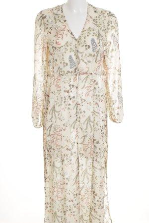 H&M Divided Strandkleid Blumenmuster Romantik-Look