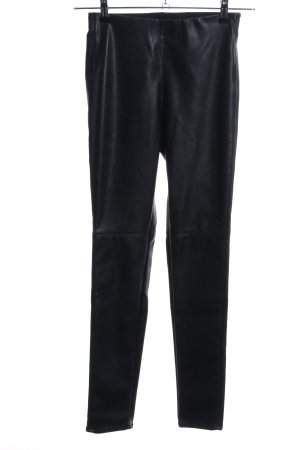 H&M Divided Stretch Trousers black casual look