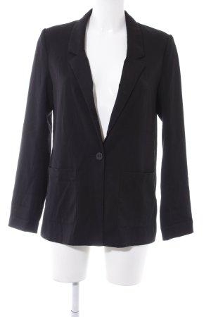 H&M Divided Sweat Blazer black classic style