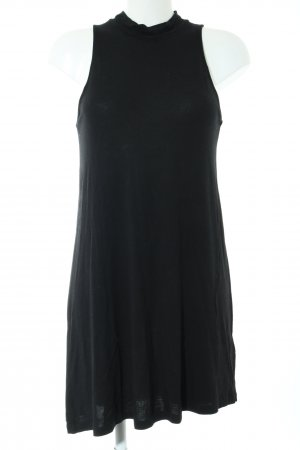 H&M Divided Sweat Dress black casual look