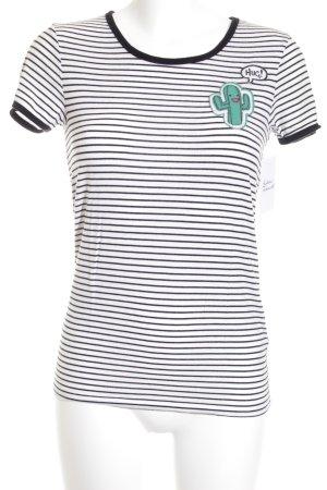 H&M Divided T-Shirt mehrfarbig schlichter Stil