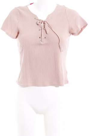 H&M Divided T-Shirt nude Nude-Look