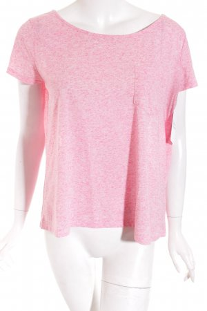 H&M Divided T-Shirt rosa meliert