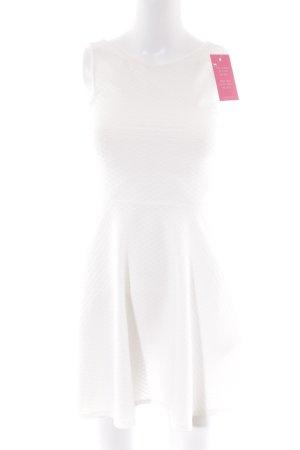 H&M Divided Trägerkleid creme Casual-Look