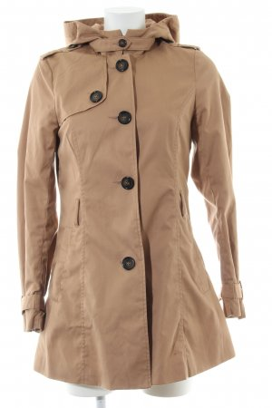 H&M Divided Trenchcoat nude Casual-Look