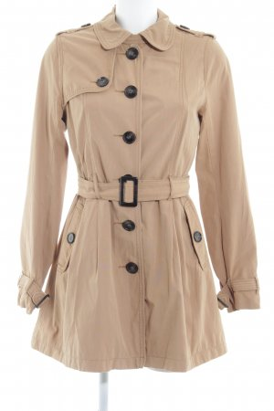 H&M Divided Trenchcoat camel Brit-Look