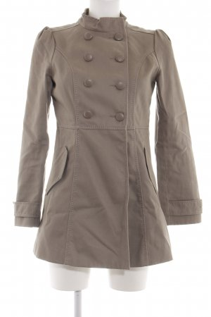 H&M Divided Trenchcoat bronzefarben Casual-Look