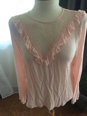 H&M Divided Tunika Bluse Gr. 40