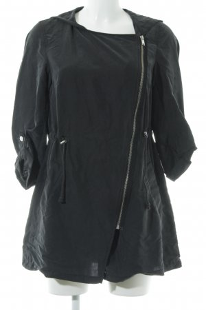H&M Divided Übergangsjacke anthrazit Casual-Look