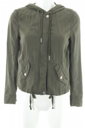 H&M Divided Übergangsjacke khaki Casual-Look