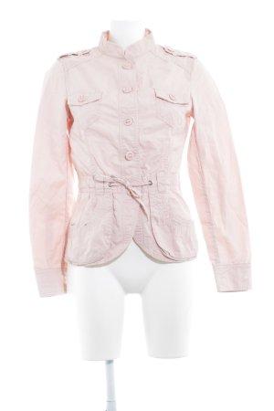 H&M Divided Übergangsjacke rosé Casual-Look