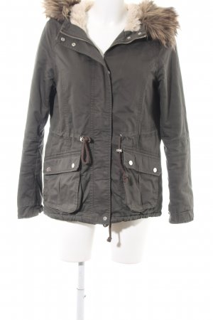 new concept 206ad 744d8 H&M Divided Giacca invernale cachi stile casual