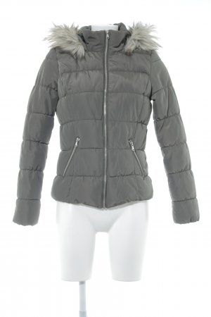 H&M Divided Winterjacke mehrfarbig Casual-Look