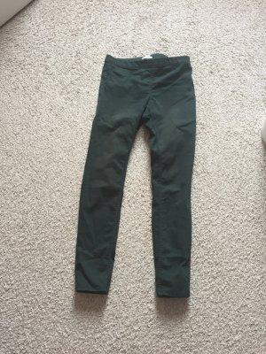H & M - dunkelgrüne Hose
