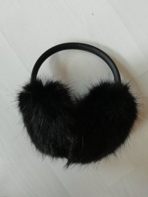 H&M Earmuff black