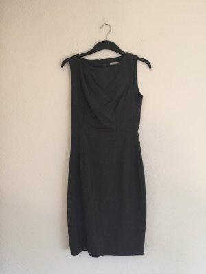 H&M elegantes Kleid grau 36