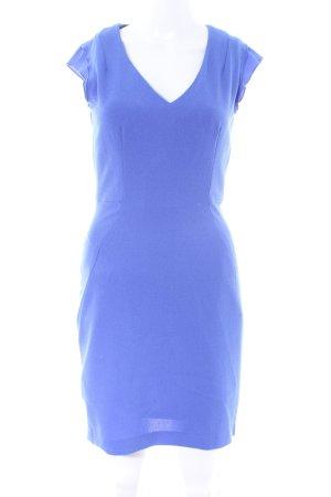 H&M Vestido ceñido de tubo azul look casual