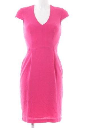H&M Etuikleid pink Casual-Look