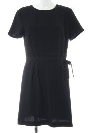 H&M Robe fourreau noir style décontracté