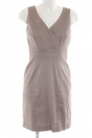 H&M Sheath Dress natural white business style